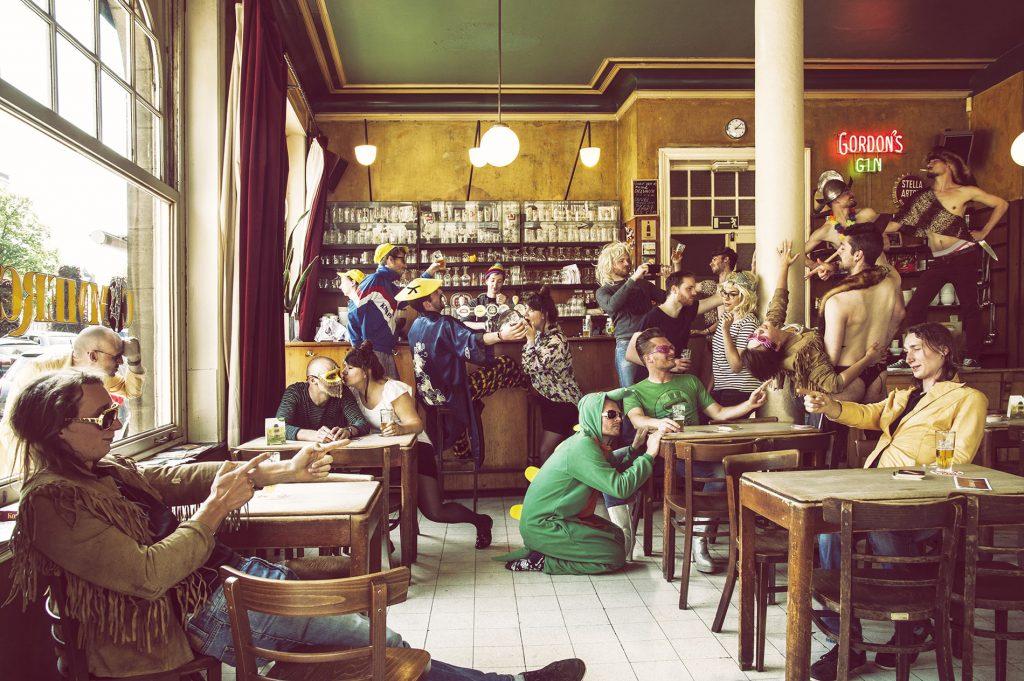 Bartenders of Café Commerce, Leuven
