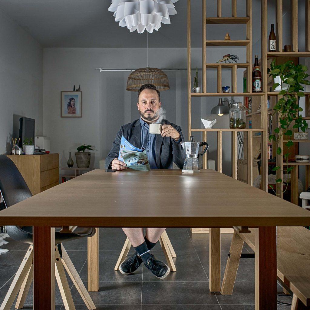 Le businessman - portrait of a businessman